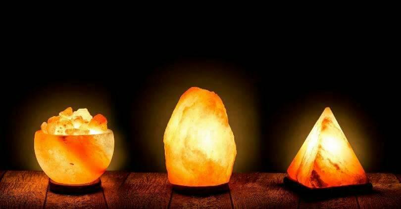 โคมไฟเกลือมีประโยชน์มากมาย มีอะไรบ้างมาดูกัน เกลือหิมาลัย เกลือสีชมพู