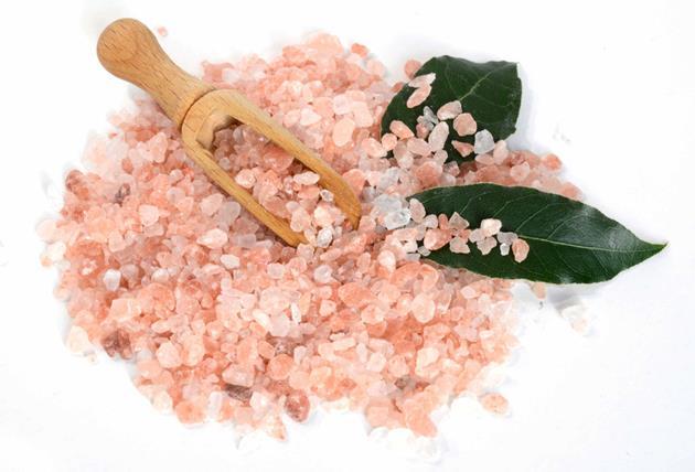 ประโยชน์เกลือสีชมพู เกลือสีชมพูหิมาลายัน ช่วยดูแลสุขภาพด้วยธรรมชาติบำบัด