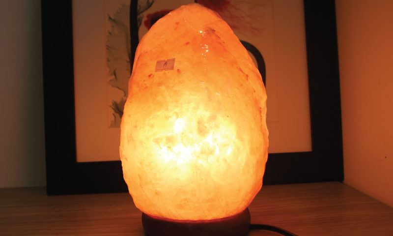 โคมไฟเกลือหิมาลัยสิ่งดีที่ช่วยดูแลสุขภาพให้แข็งแรงจากธรรมชาติ